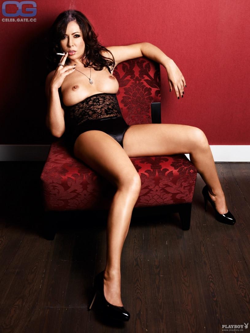 Simone Thomalla Nackt Nacktbilder Playboy Nacktfotos Fakes Oben