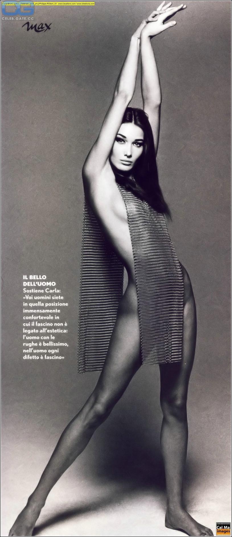 carla bruni nude photos
