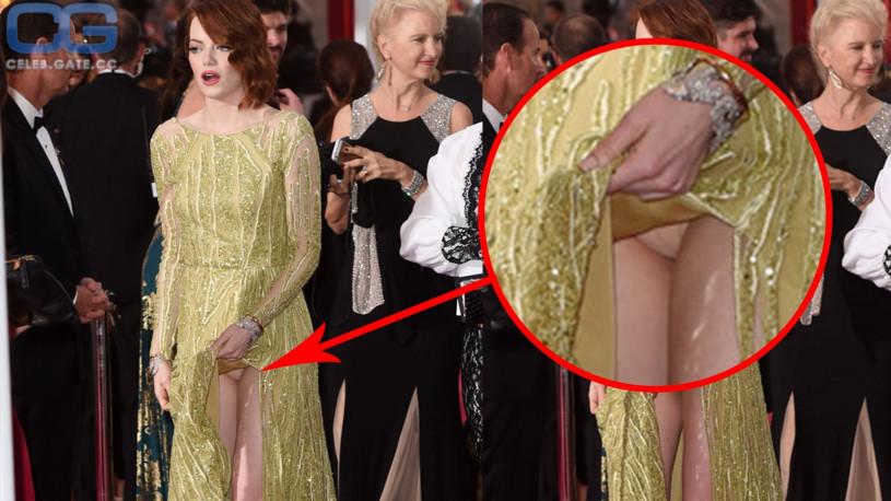 nude Emma stone