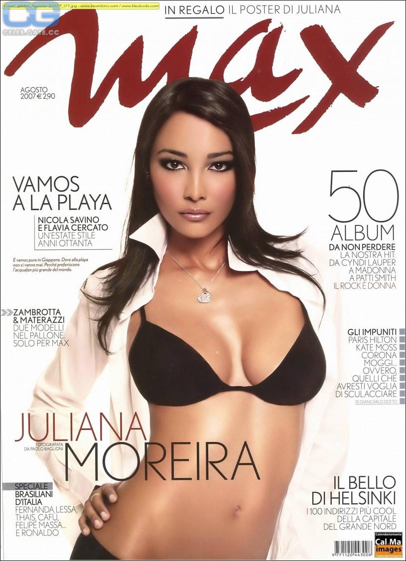 Juliana moreira topless information not