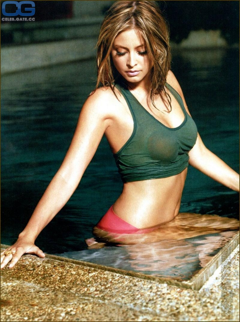 Holly valance in nude