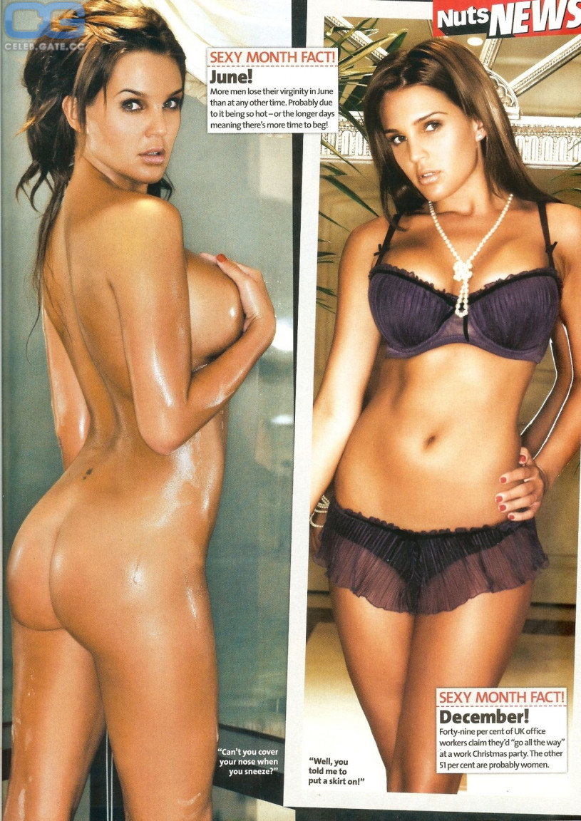 Danielle Lloyd nude, pictures, photos, Playboy, naked, topless ...