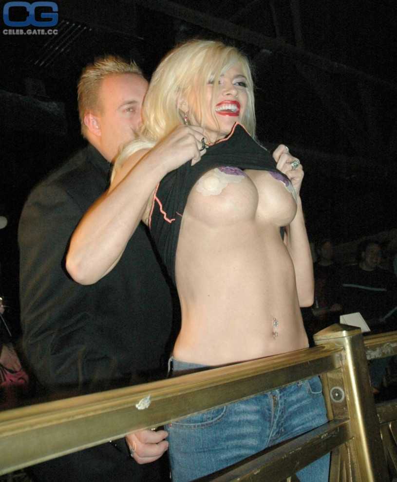 Anna nicole topless photos opinion you