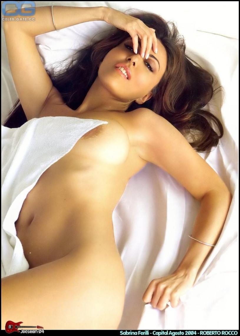 ferilli nude Sabrina