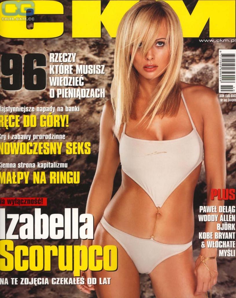Izabella scorupco nackt x