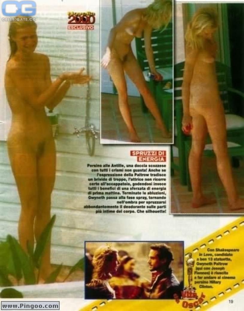 Gwyneth patrow Nacktvideos