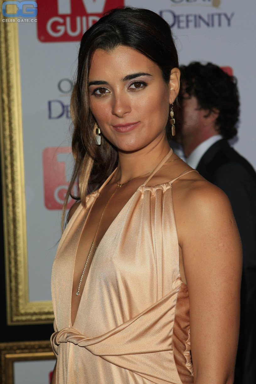 That cote de pablo topless with you
