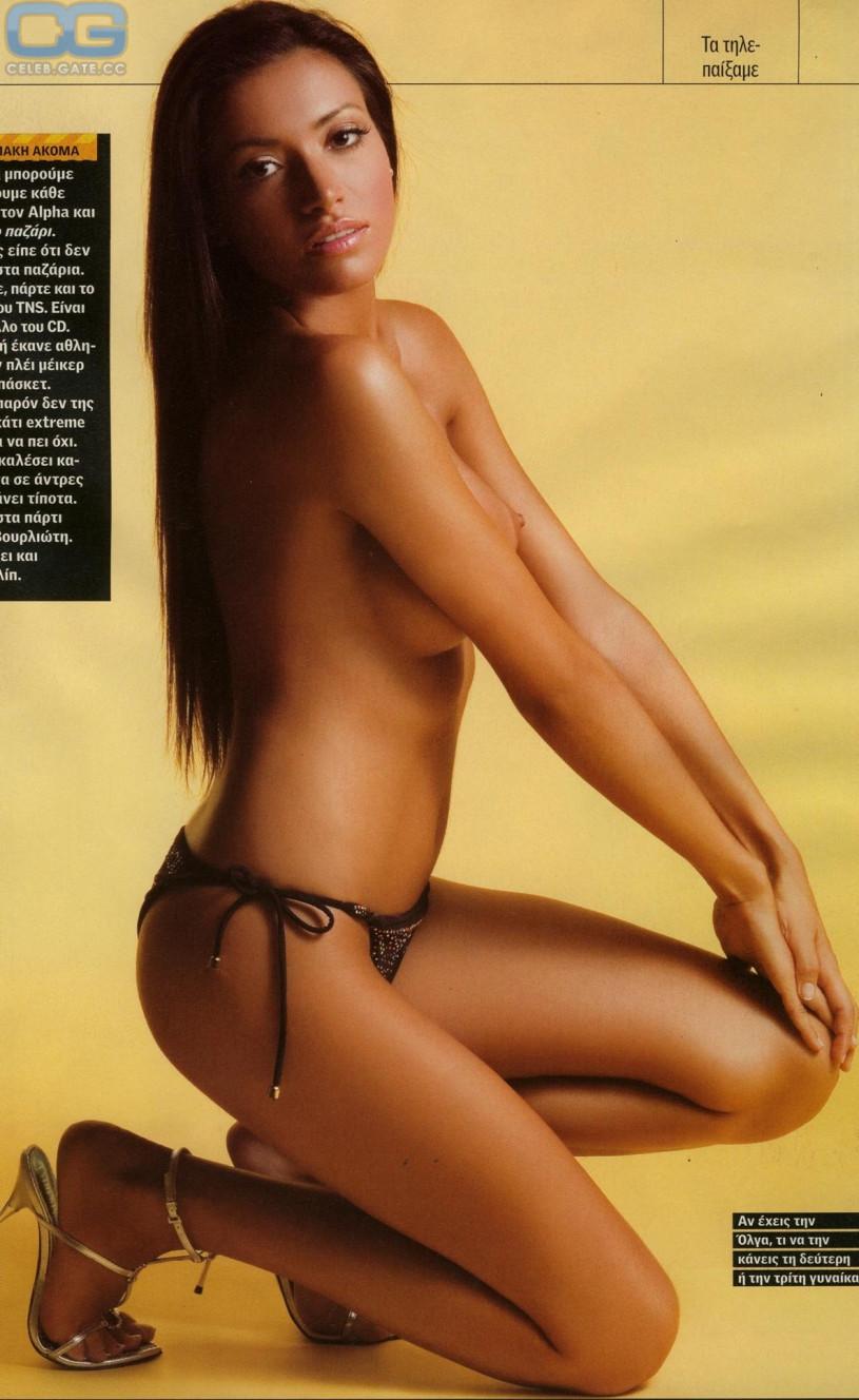 from Franco olga farmaki naked photos