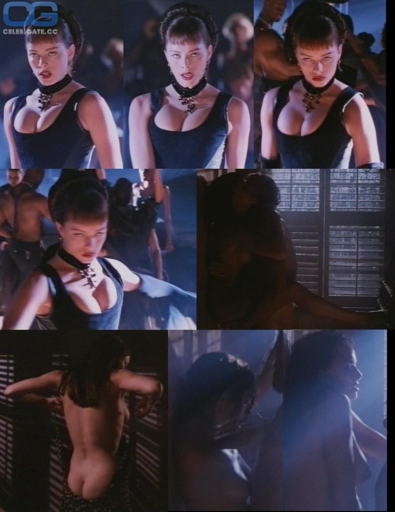 Rosanna arquette new sex scene