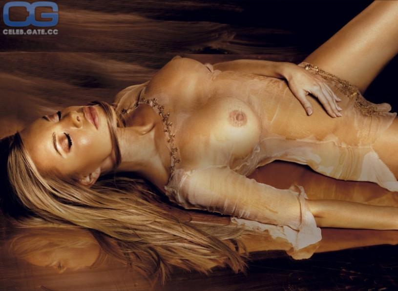 Xenia Seeberg nackt im Lexx