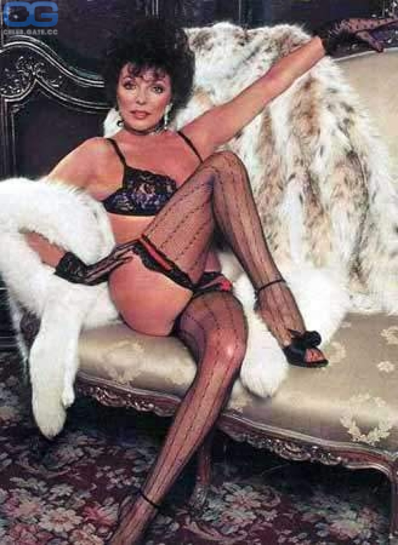 Joan collins nude that