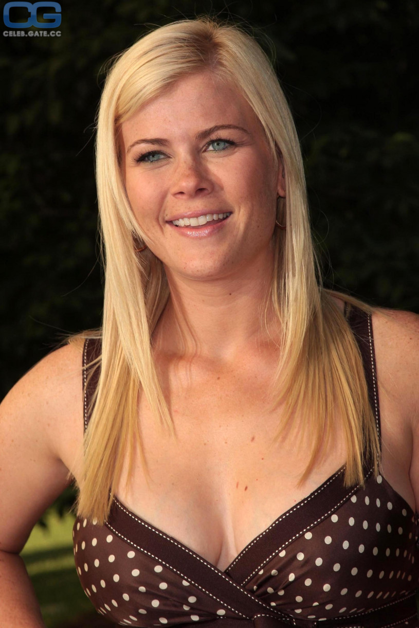 Alison sweeney nude know