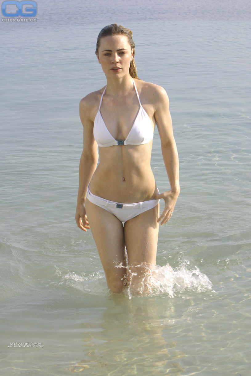 Confirm. melissa george nude hd something