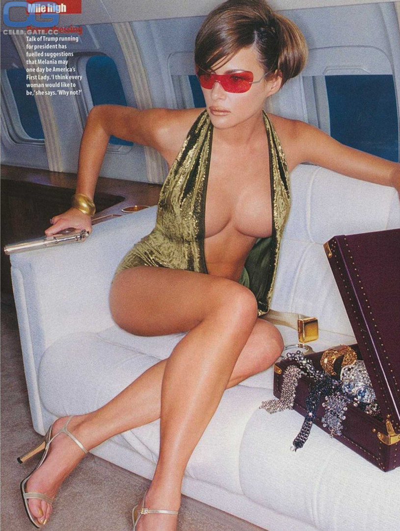 Melania Trump Nude, Pictures, Photos, Playboy, Naked -9743