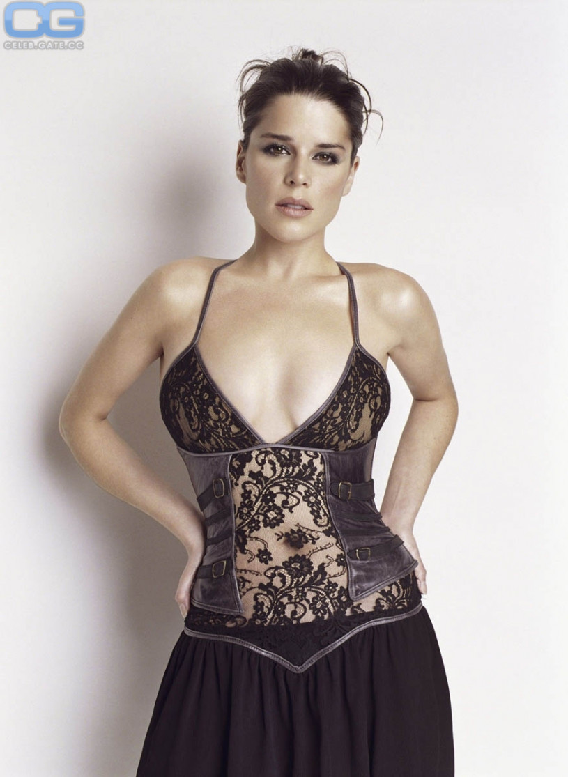 Are Neve campbell nude consider