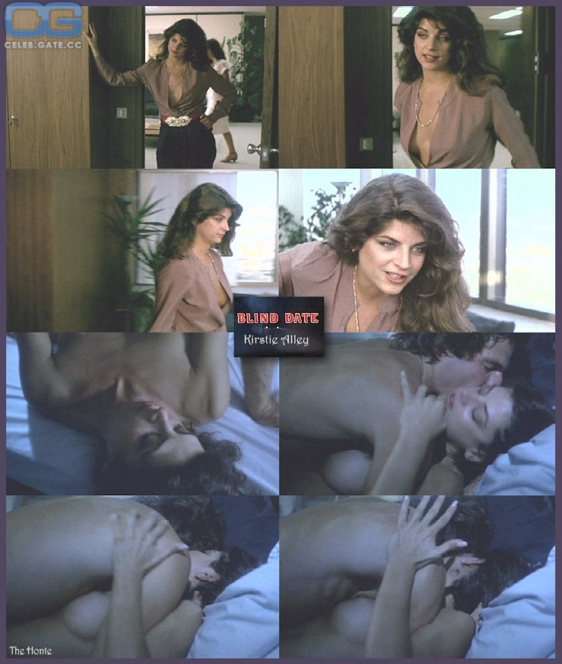 Nude photos of kirstie alley