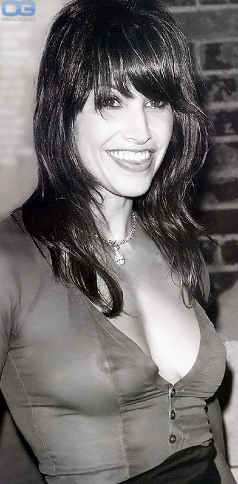 Gina gershon sexy remarkable, rather