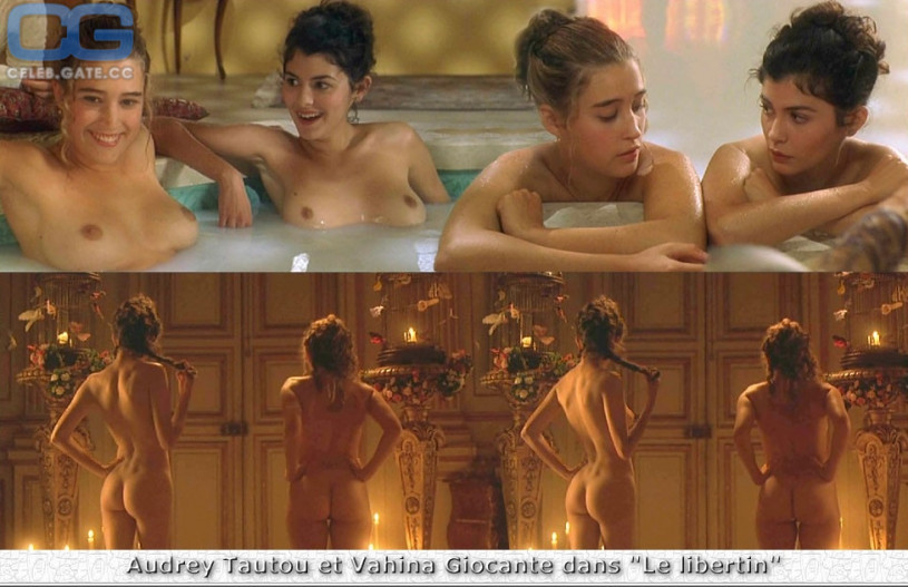audrey-tatou-naked-man-pressing-naked-boobs