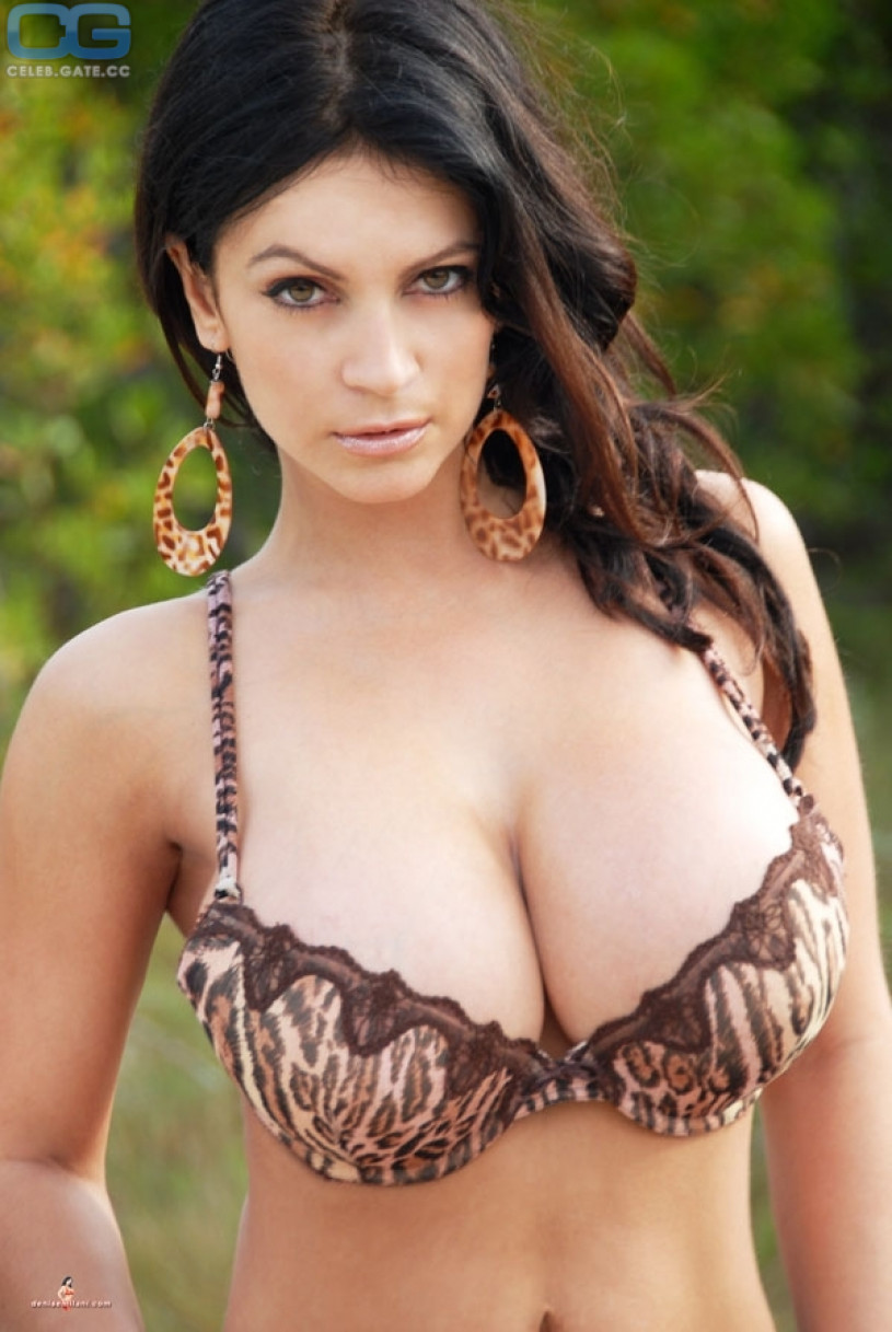 Large naked nipples