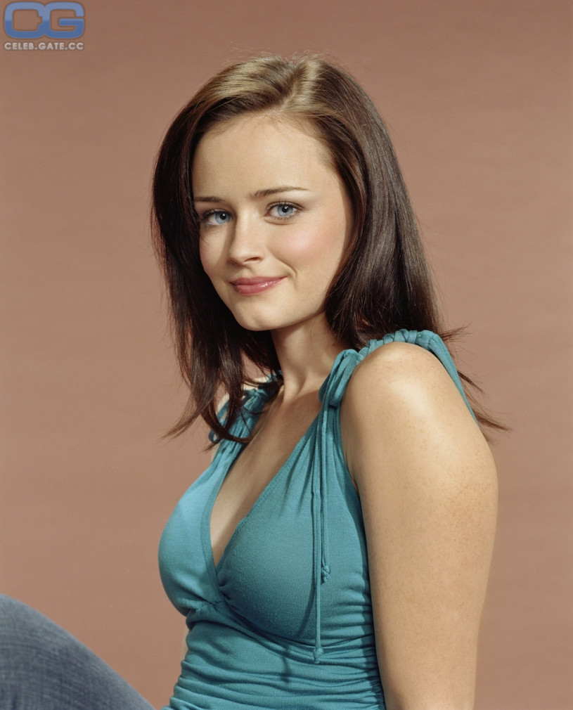 Happens. Alexis bledel nackt that interfere