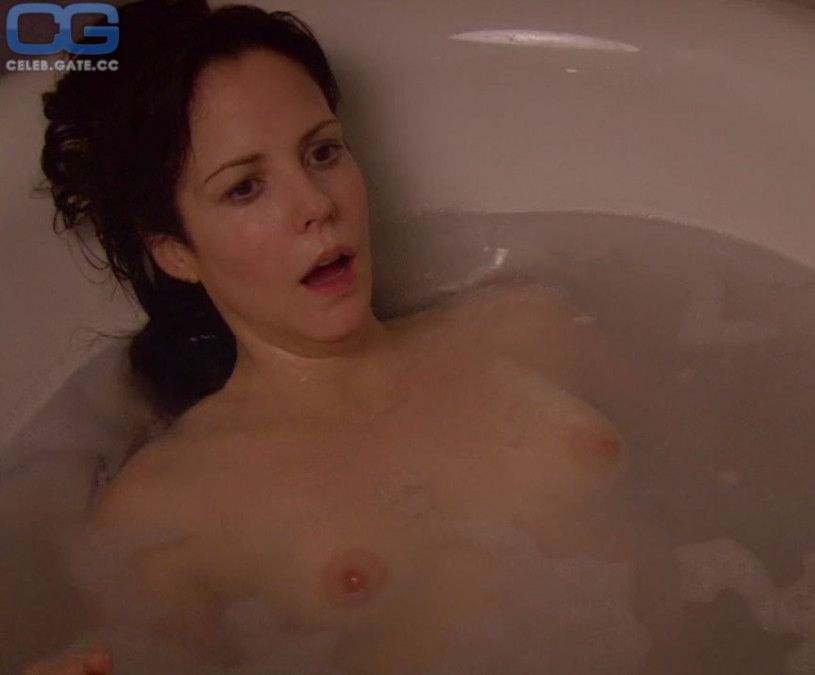 Mary louise parker tit has