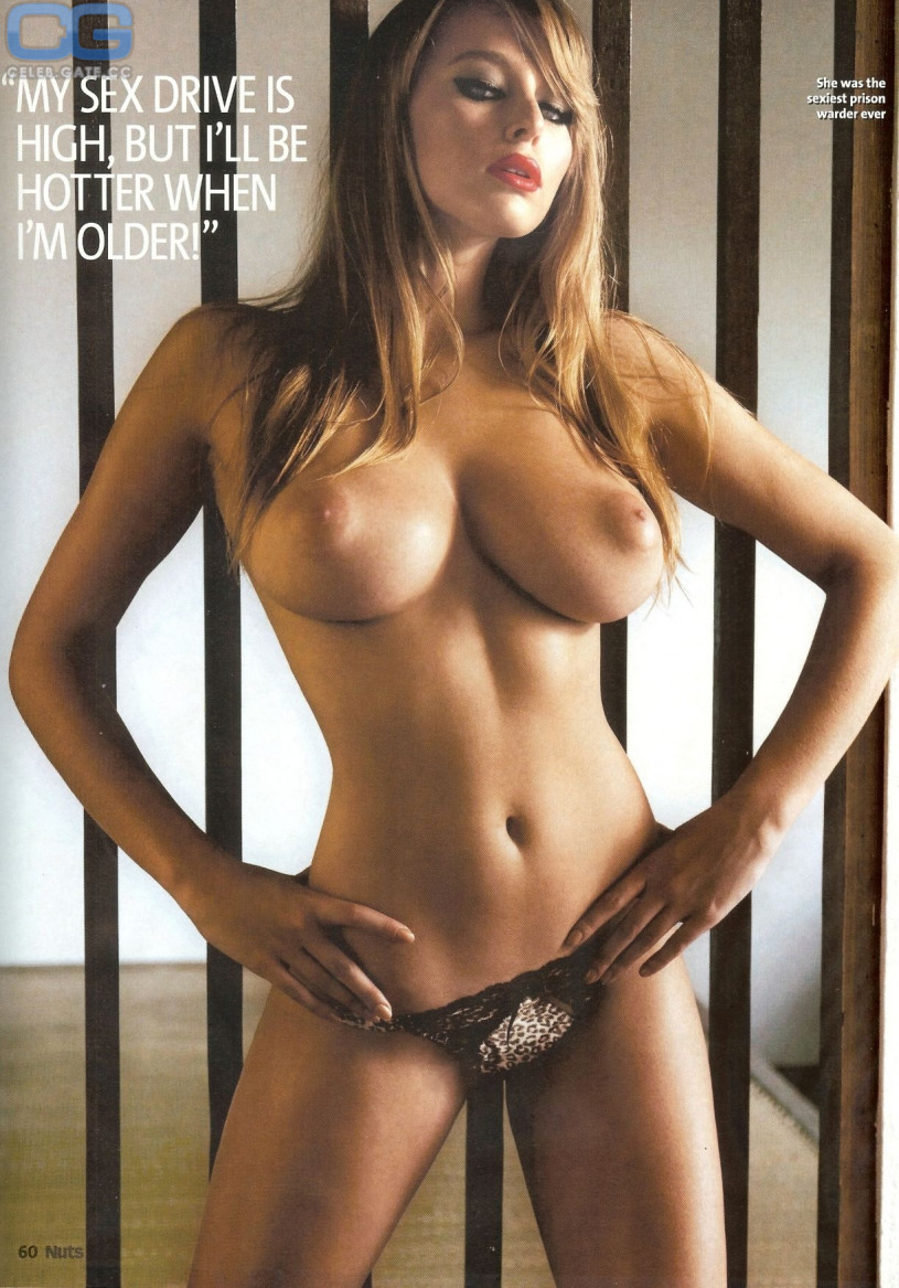 playboy Keeley hazell