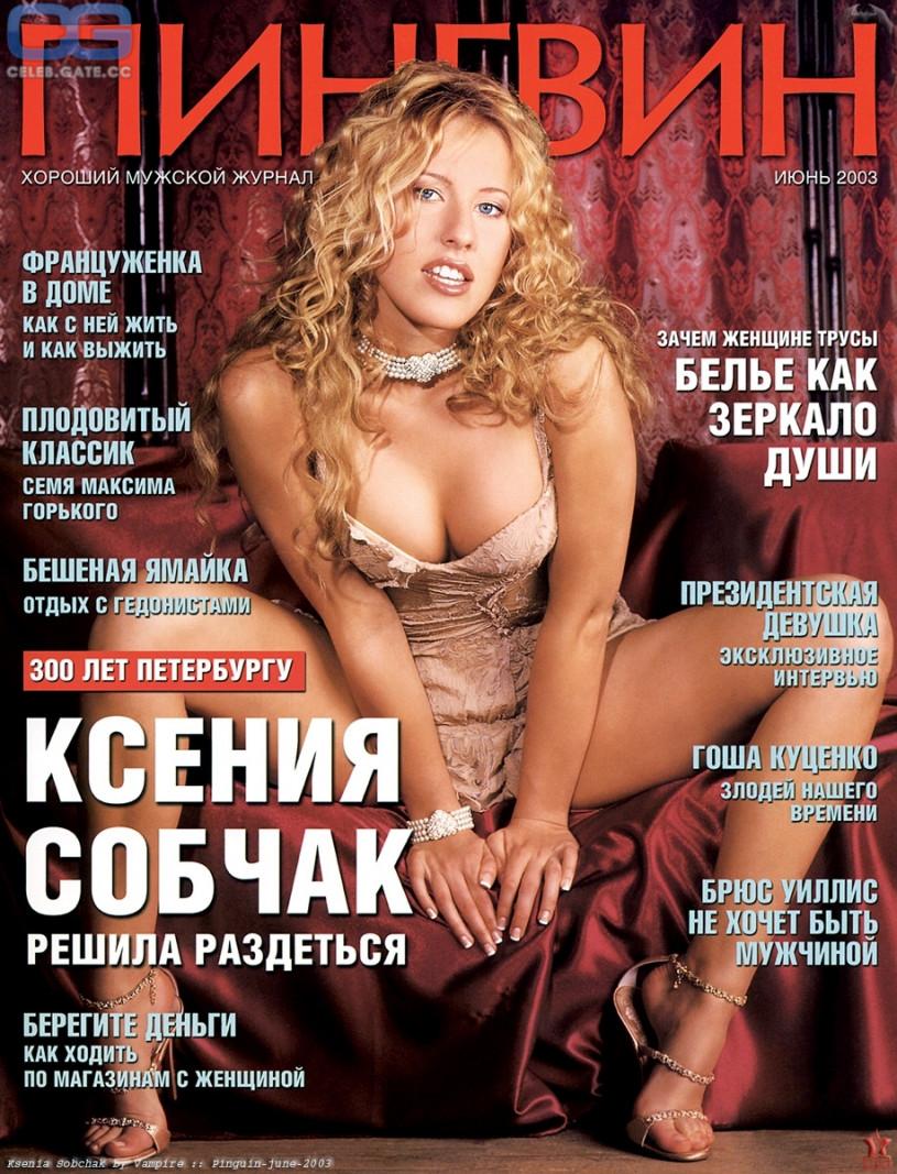 Ksenia Sobchak Porn Videos