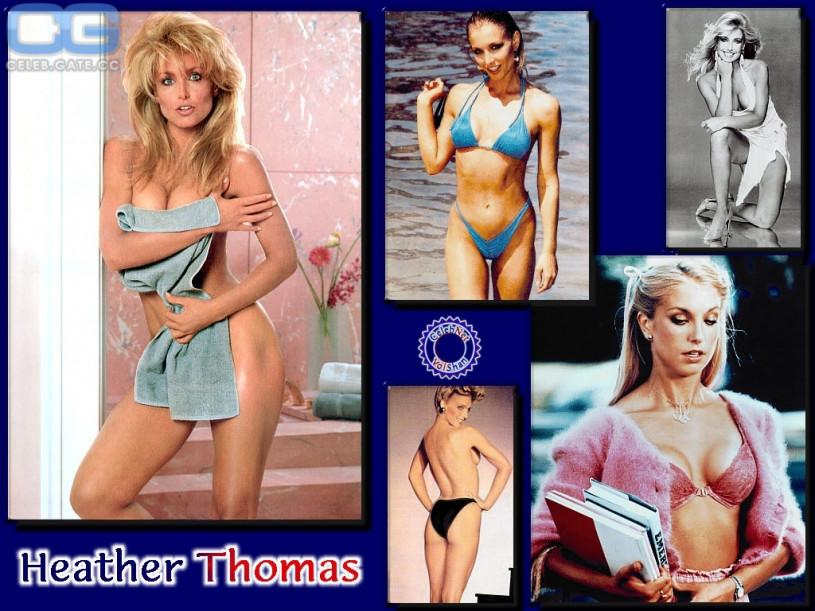 Heather Thomas Nackt