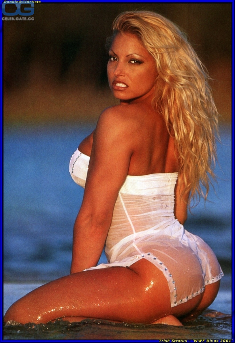 Consider, trish stratuss nude photos confirm. And