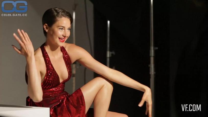 Shailene Woodley Nude