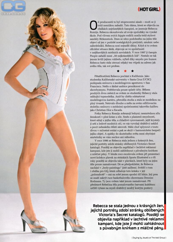 Rebecca romijn porn seems very