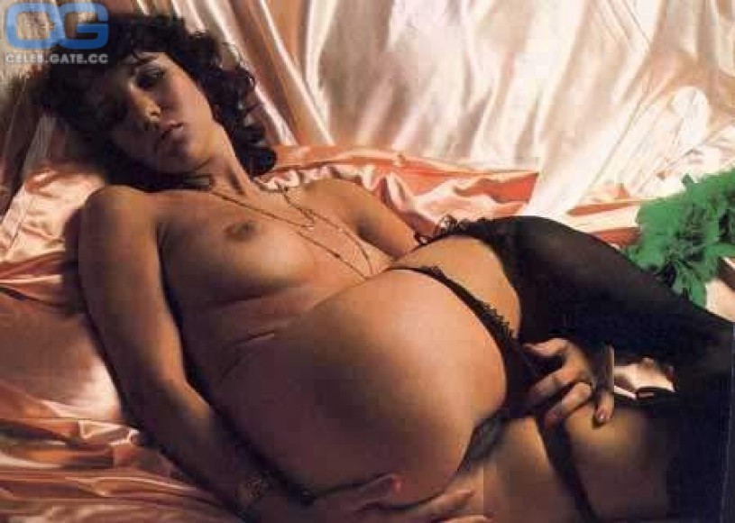 Linda Lusardi nackt Bilder