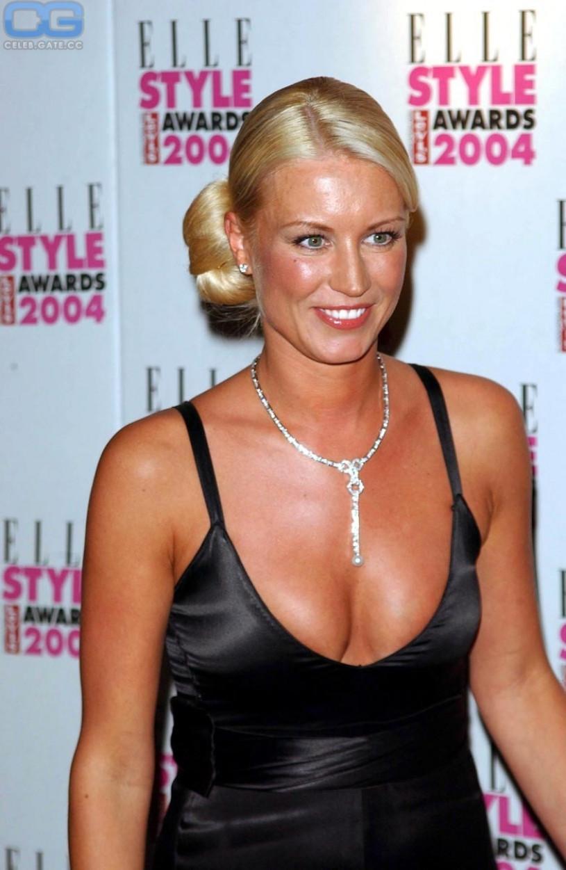 Denise Van Outen nackt, Oben ohne Bilder, Playboy Fotos
