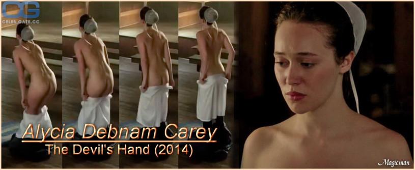 alycia debnam-carey nude