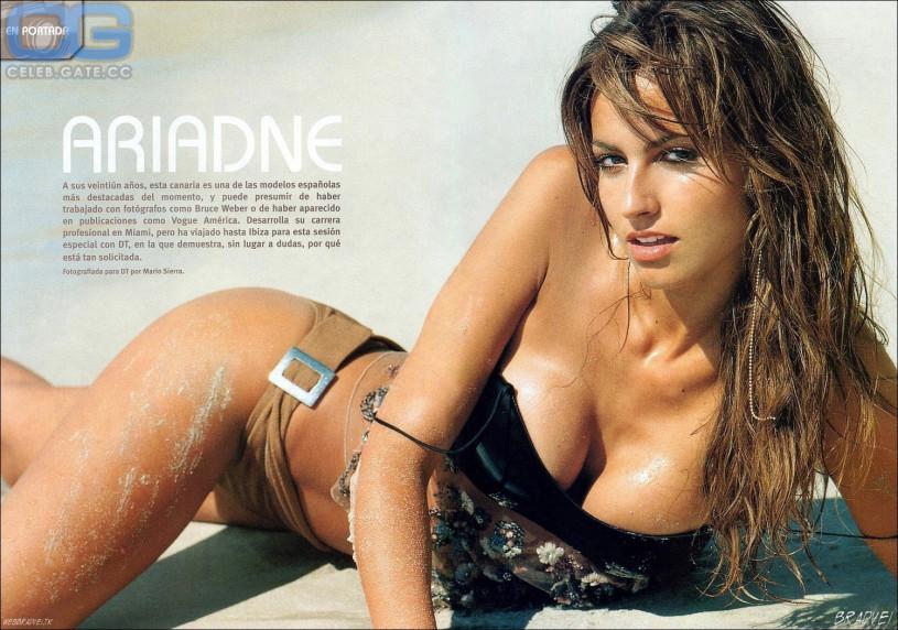 Ariadne artiles nude pics