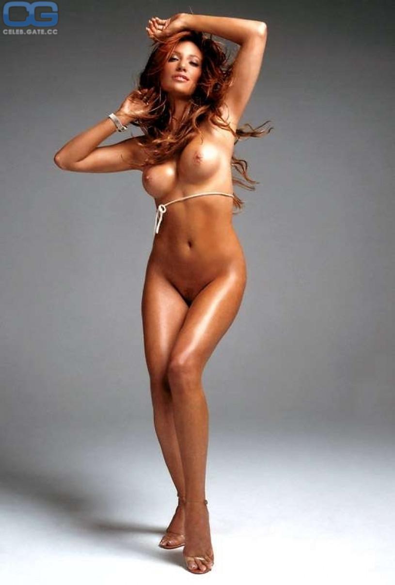 nude Angelica bridges