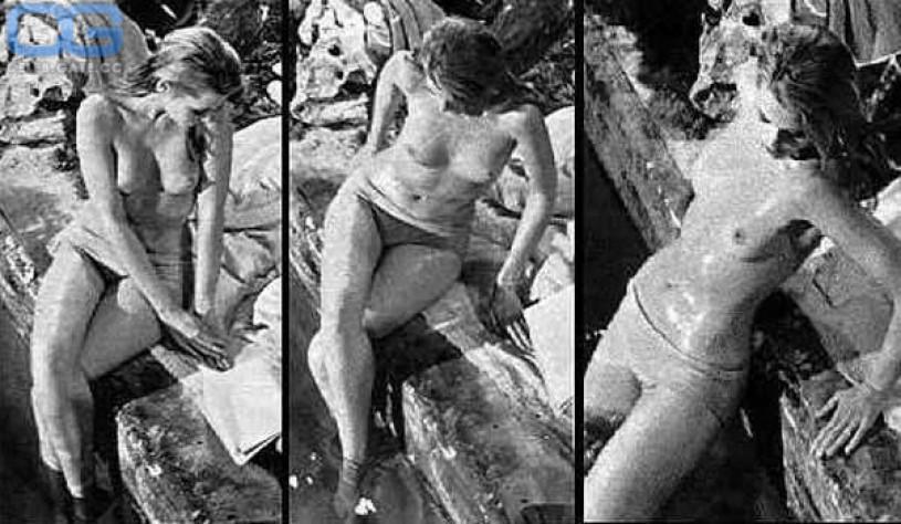 Jane Fonda Nackt