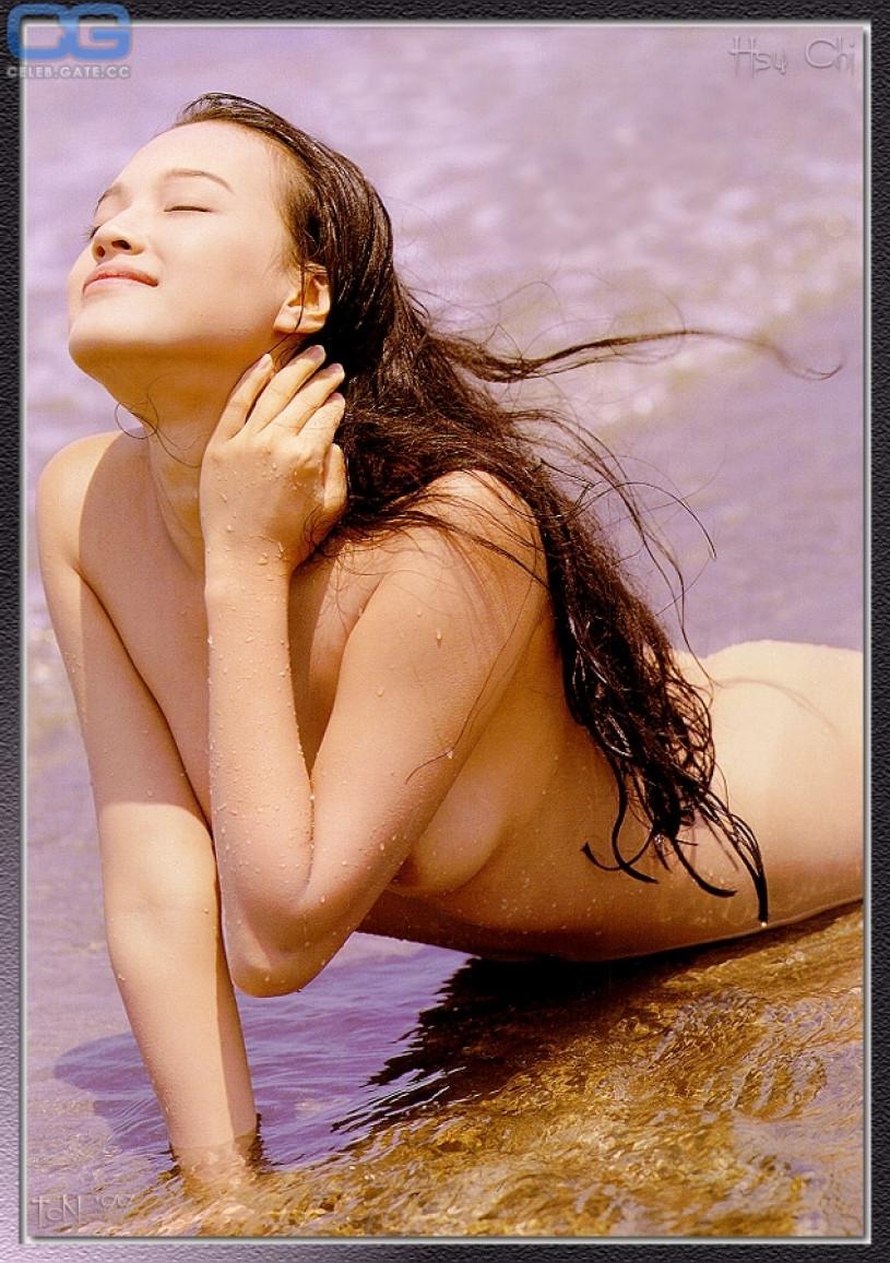 Shu Qi nackt, Oben ohne Bilder, Playboy Fotos, Sex Szene