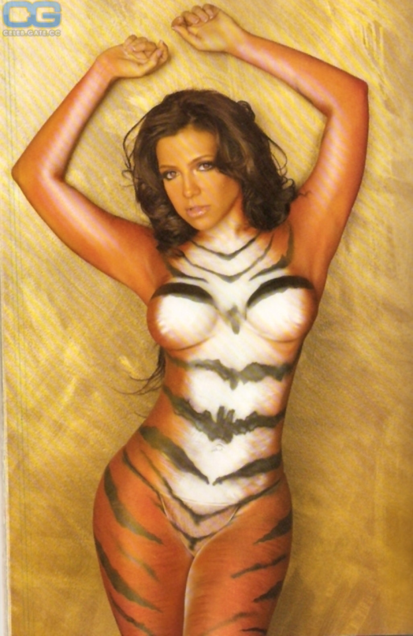 Speaking, vida guerra naked tiger what necessary