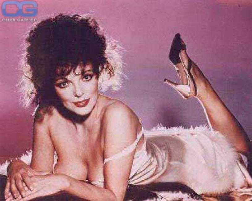 joan collins playboy pictorial nude