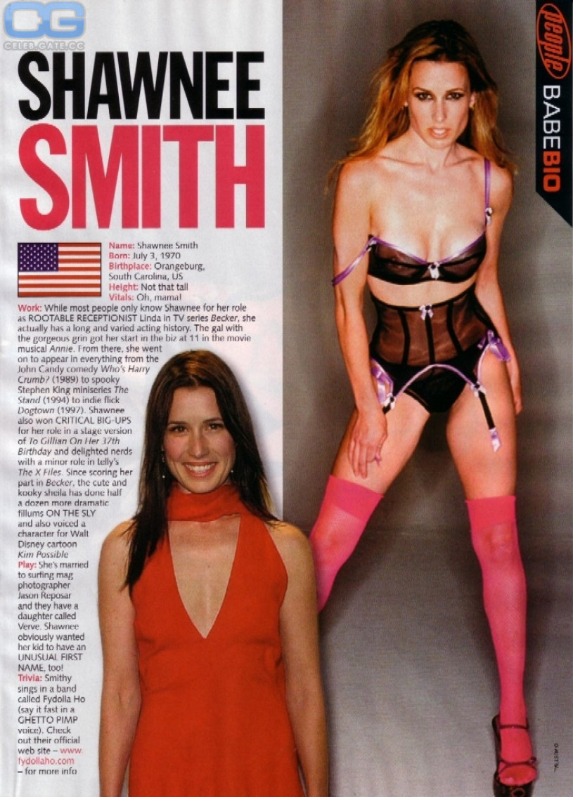 naked pictures of shawnee smith
