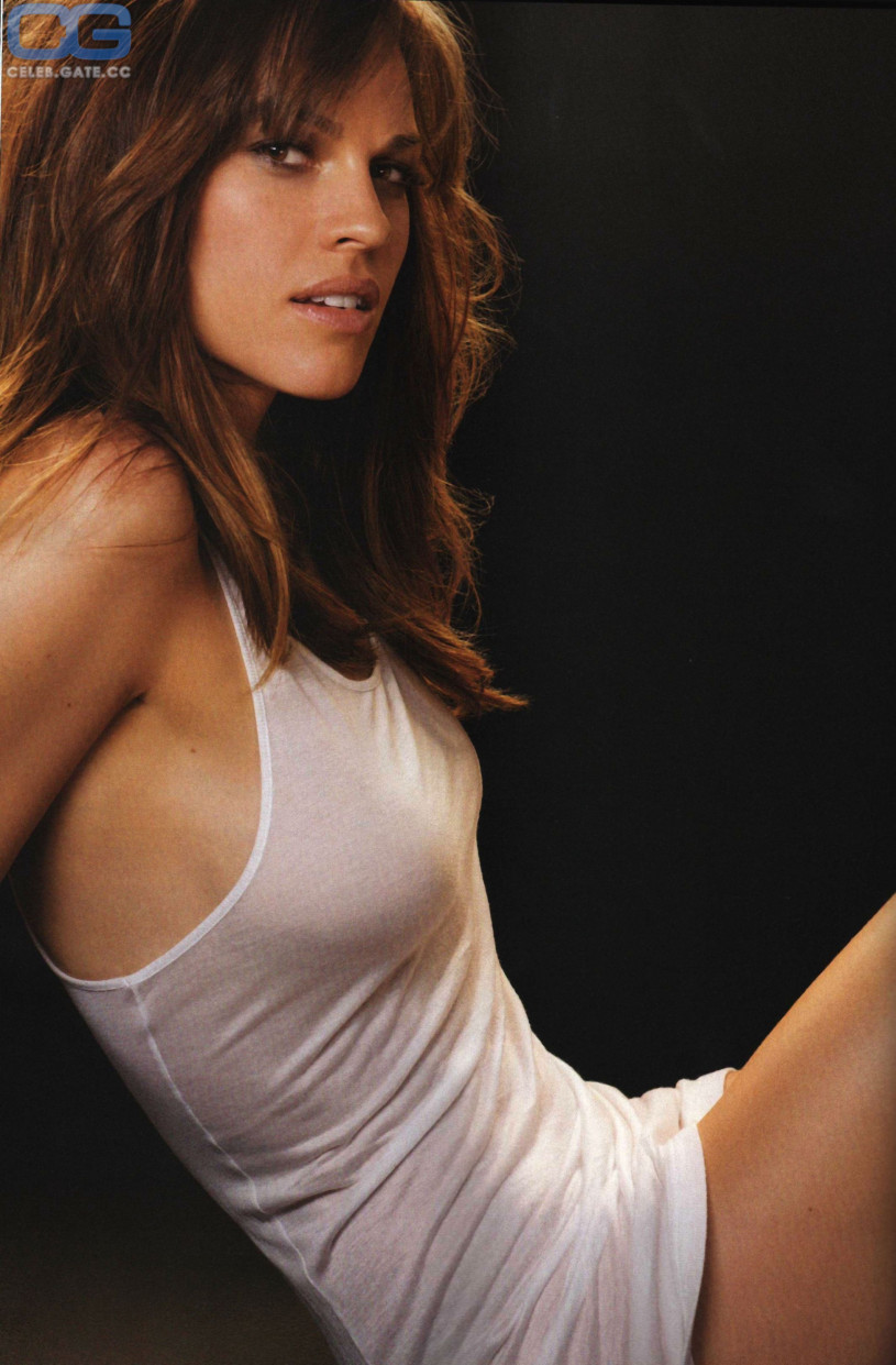 Hot hilary swank nude