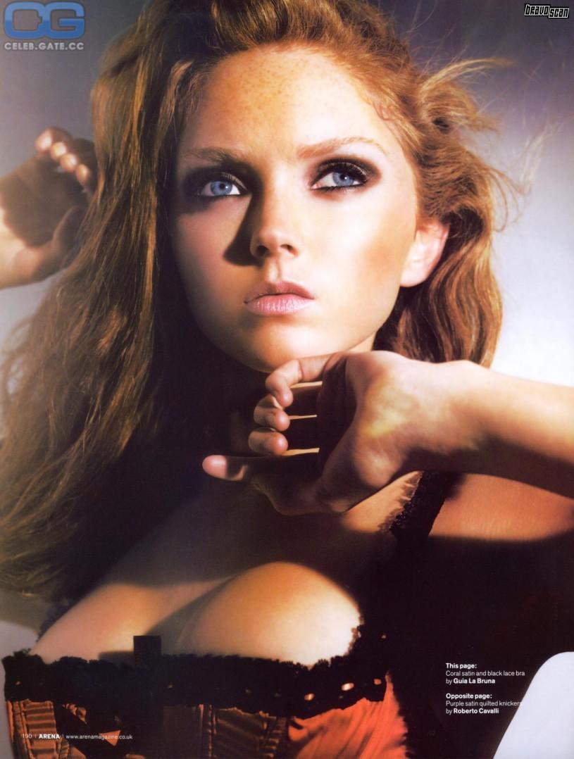 Lily Cole nackt, Nacktbilder, Playboy,
