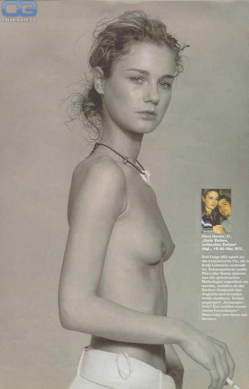 Rhea Harder-Vennewald Nackt