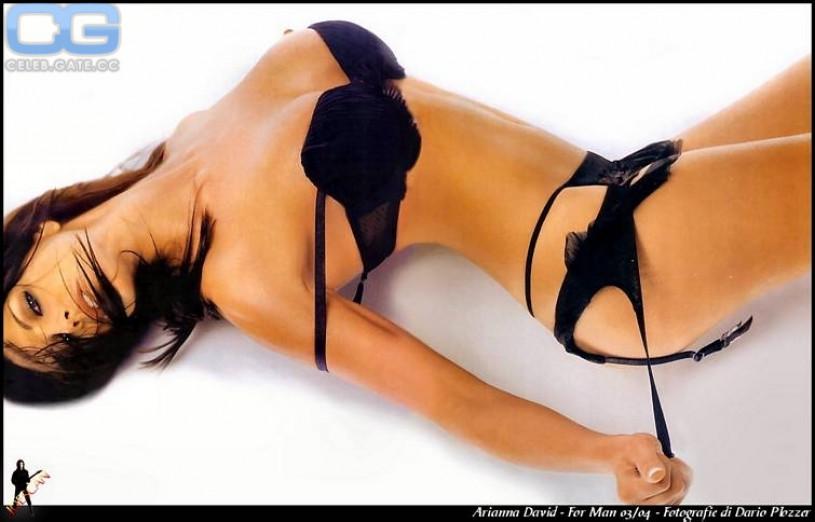 Nude arianna david