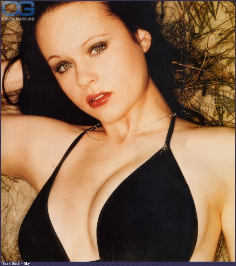 Thora Birch Sex Tape