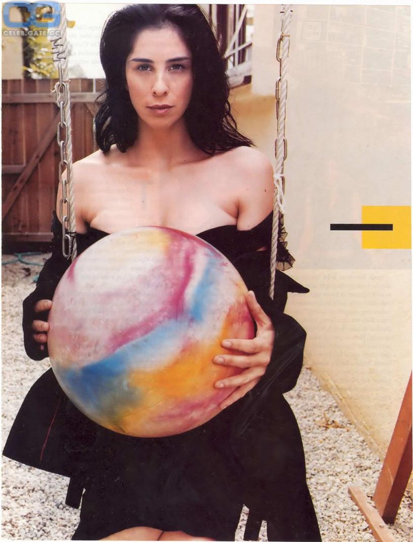 Sarah Silverman Playboy