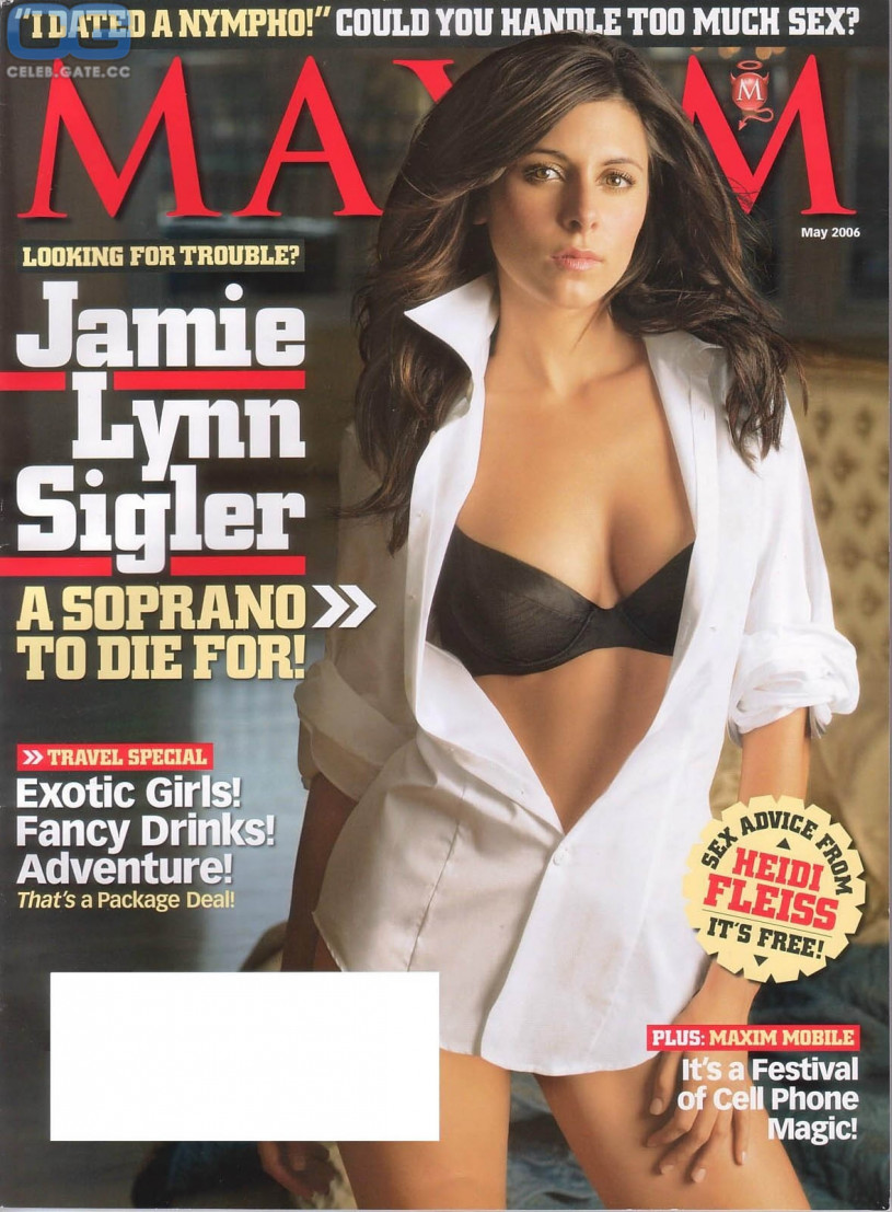 jamie-lynn sigler nackt