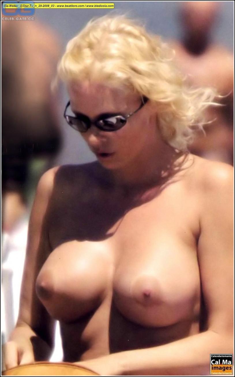 Ela weber nude