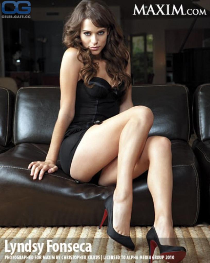Lyndsy fonseca nude playboy